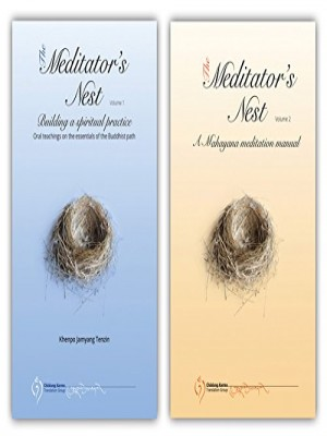 The Meditator's Nest (2 Volumes)