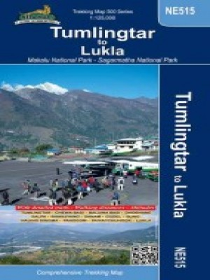 Tumlingtar to Lukla: Makalu National Park, Sagarmatha National Park