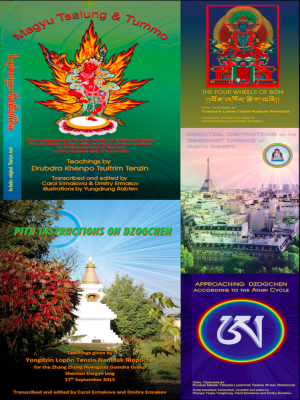 Foundation for the Preservation of Yungdrung Bon Series (South Asian Edition)