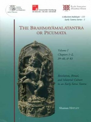 The Brahmayamalatantra or Picumata Revelation, Ritual and Material Culture in an Early Saiva Tantra  Volume I