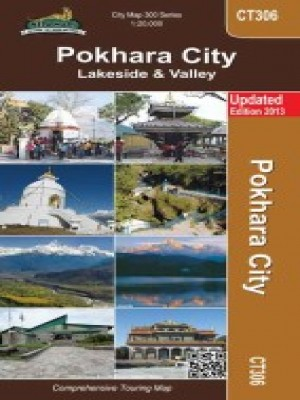Pokhara City, Lakeside and Valley