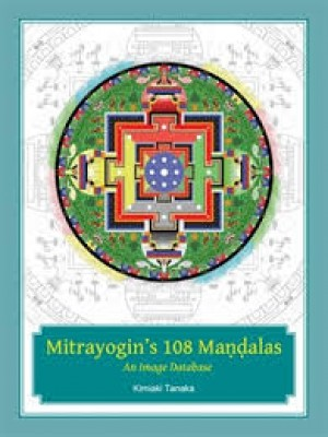 Mitrayogin's 108 mandalas: An Image Database