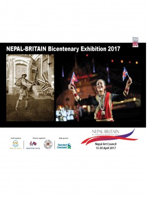 Nepal Britain Bicentenary Exhibition 2017
