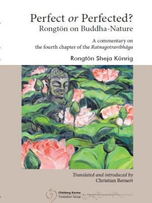Perfect or Perfected? Rongton on Buddha-Nature : A Commentary on the fourth chapter of the Ratnagotravibhaga