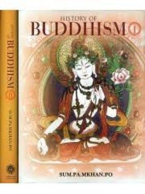 History Of Buddhism Two Volumes