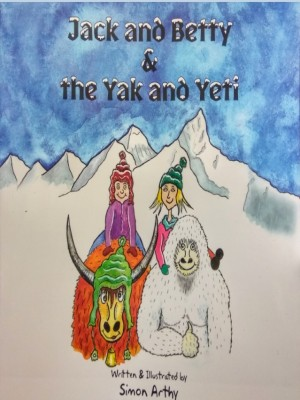 Jack and betty and the Yak and Yeti
